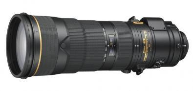 Nikkor AF-S 180-400 mm f/4E TC1.4 FL ED VR
