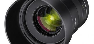 Samyang Premium XP 50 mm f/1.2