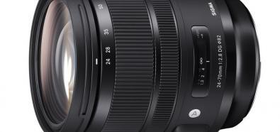 Sigma A 24-70 mm f/2.8 DG OS HSM