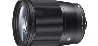 Sigma C 16 mm f/1.4 DC DN