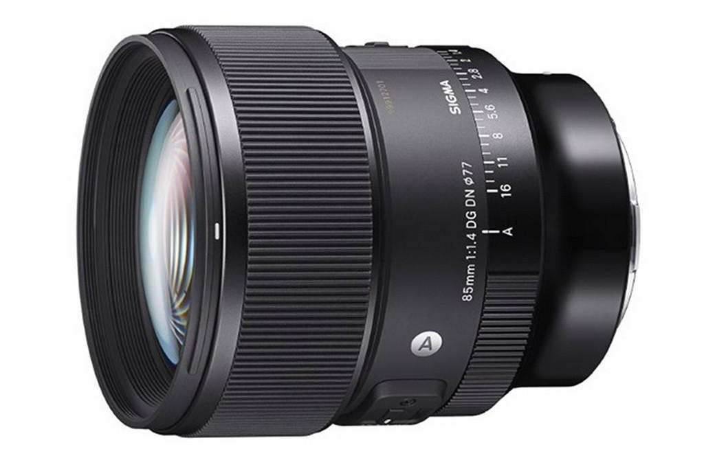 Sigma 85 mm f/1.4 DG DN Art