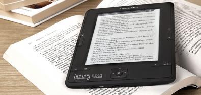 Kruger&Matz Library - czytnik e-booków