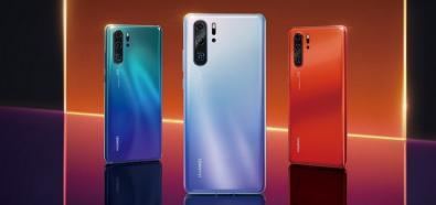 Huawei P30 Pro i P30