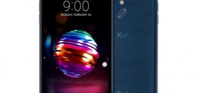 LG K8 2018 oraz LG K10 2018