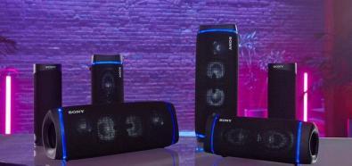 Sony SRS-XB23, SRS-XB33 i SRS-XB43