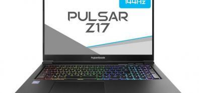 Hyperbook Pulsar Z17