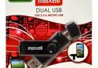 Maxell Dual USB
