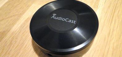 AudioCast M5 - transmiter dźwięku - test