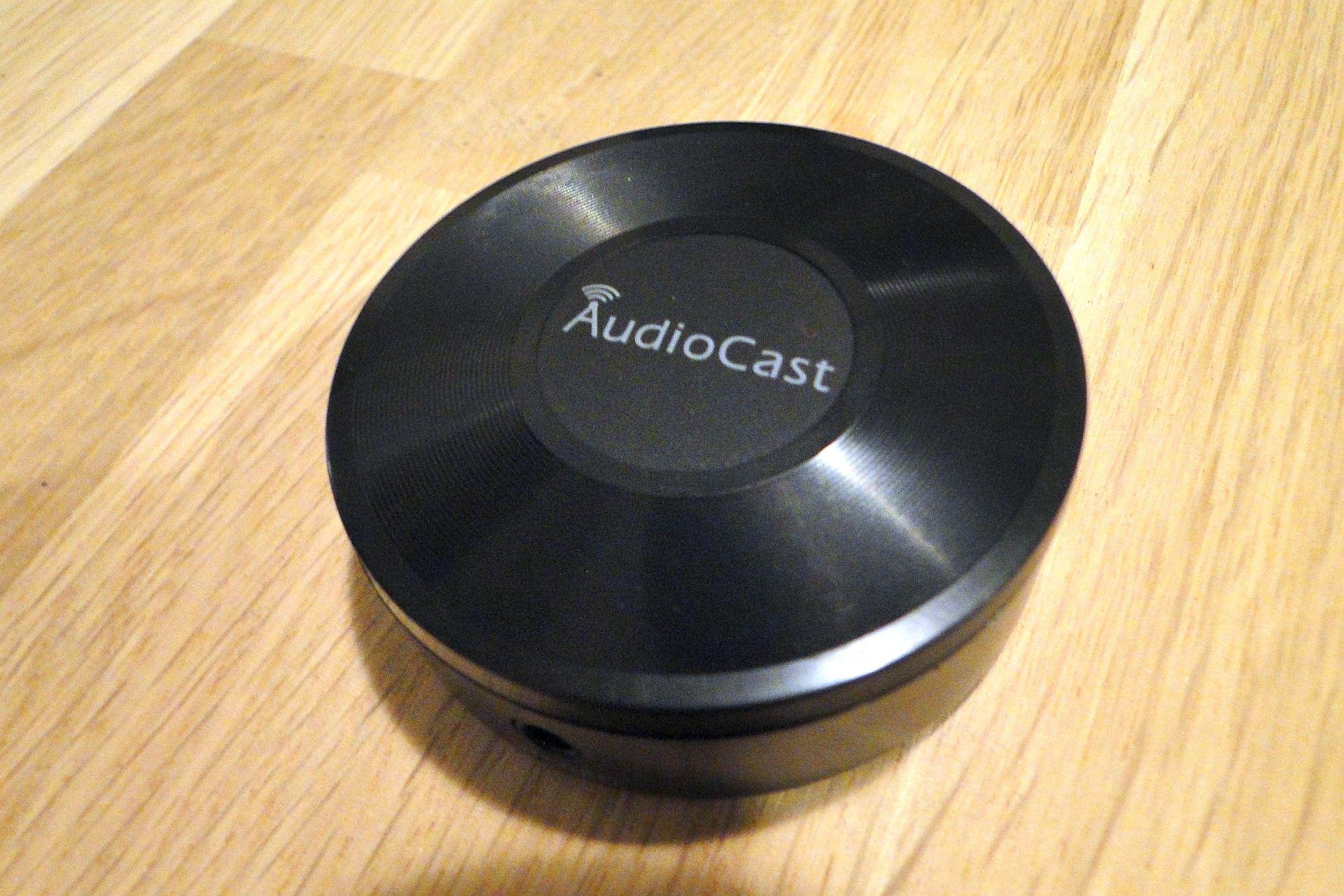 AudioCast M5 - transmiter dźwięku za małe pieniądze