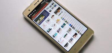 Manta Mezo 1 - test smartfona