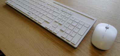 Rapoo X8100 - zestaw klawiatura i mysz - test