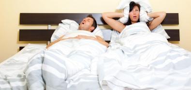 Jak pozbyć się chrapania - zdrowie i problemy