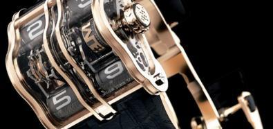 Zegarek 2LMX stworzony przez Arnauda Telliera