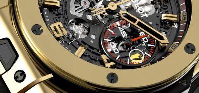 Hublot Big Bang Ferrari Magic Gold - specjalna edycja zegarka