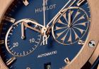 Hublot Mykonos Classic Fusion - dwa modele w limitowanych edycjach zegarka inspirowanego grecką wyspą
