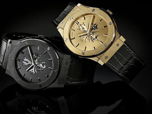 Hublot by Shawn Carter - zegarek zaprojektowany przez znanego rapera