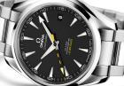 Omega Seamaster Aqua Terra 15 000 Gauss - elegancki zegarek niewrażliwy na działania pola magnetycznego