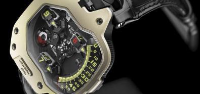 Urwerk Ur-110 ZrN Torpedo - limitowana edycja zegarka